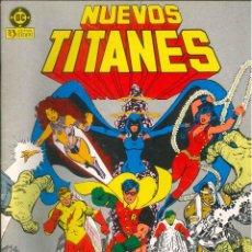 Comics : NUEVOS TITANES EDICIONES ZINCO DC CÓMICS NÚMERO 1. Lote 272477973