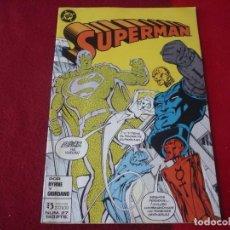 Cómics: SUPERMAN VOL. 1 Nº 27 ( BYRNE GIORDANO ) ¡BUEN ESTADO! DC ZINCO 1987. Lote 272563518