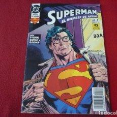 Cómics: SUPERMAN EL HOMBRE DE ACERO Nº 6 ( STERN GUICE ) ¡BUEN ESTADO! DC ZINCO. Lote 272564843