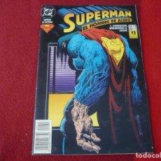 Cómics: SUPERMAN EL HOMBRE DE ACERO Nº 12 ( SIMONSON ) ¡BUEN ESTADO! DC ZINCO. Lote 272564963