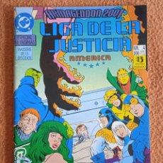 Cómics: ARMAGEDDON 2001. ZINCO 1992. Nº 4. LIGA DE LA JUSTICIA AMÉRICA. Lote 272585353