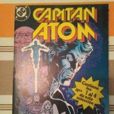 Cómics: CAPITAN ATOM RETAPADO 1 AL 4 - DC COMIC ZINCO PEDIDO MINIMO 3€. Lote 272704463