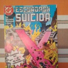 Cómics: ESCUADRON SUICIDA 13 AL 15 DC COMIC ZINCO RETAPADO PEDIDO MINIMO 3€. Lote 272704683