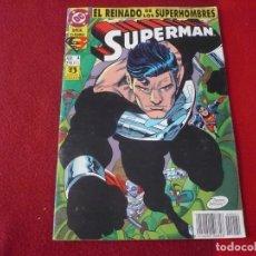 Cómics: SUPERMAN Nº 4 EL REINADO DE LOS SUPERHEROES ( STERN ) ¡BUEN ESTADO! DC ZINCO. Lote 272847703