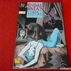 Fumetti: ANIMAL MAN CARNE Y SANGRE Nº 2 ( DELANO PUGH ) ¡BUEN ESTADO! DC ZINCO DOS. Lote 273399368