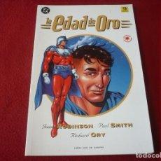 Cómics: LA EDAD DE ORO LIBRO DOS 2 ( JAMES ROBINSON PAUL SMITH ) ¡BUEN ESTADO! DC ZINCO. Lote 273399923