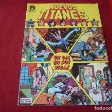 Cómics: NUEVOS TITANES VOL. 1 Nº 8 ( WOLFMAN GEORGE PEREZ ) ¡BUEN ESTADO! DC ZINCO. Lote 273625873