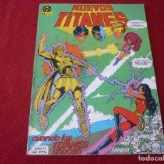 Comics : NUEVOS TITANES VOL. 1 Nº 11 ( WOLFMAN GEORGE PEREZ ) ¡BUEN ESTADO! DC ZINCO. Lote 273627878