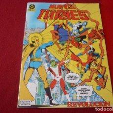 Cómics: NUEVOS TITANES VOL. 1 Nº 14 ( WOLFMAN GEORGE PEREZ ) DC ZINCO. Lote 273628328