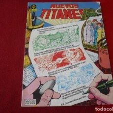 Cómics: NUEVOS TITANES VOL. 1 Nº 20 ( WOLFMAN GEORGE PEREZ ) DC ZINCO. Lote 273628478
