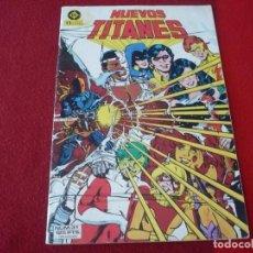 Comics : NUEVOS TITANES VOL. 1 Nº 31 ( WOLFMAN GEORGE PEREZ ) DC ZINCO. Lote 273628973