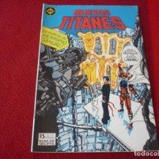 Comics : NUEVOS TITANES VOL. 1 Nº 36 ( WOLFMAN GEORGE PEREZ ) ¡BUEN ESTADO! DC ZINCO. Lote 273900098