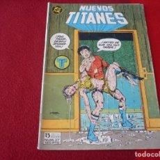 Comics : NUEVOS TITANES VOL. 1 Nº 37 ( WOLFMAN GEORGE PEREZ ) DC ZINCO. Lote 273900123