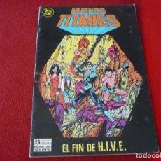 Comics : NUEVOS TITANES VOL. 1 Nº 38 ( WOLFMAN GEORGE PEREZ ) DC ZINCO. Lote 273900233