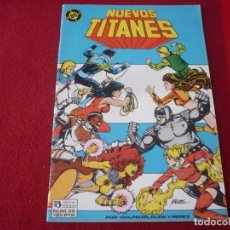 Comics : NUEVOS TITANES VOL. 1 Nº 39 ( WOLFMAN GEORGE PEREZ ) ¡BUEN ESTADO! DC ZINCO. Lote 273900303