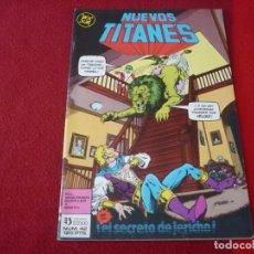 Comics: NUEVOS TITANES VOL. 1 Nº 42 ( WOLFMAN ) ¡BUEN ESTADO! DC ZINCO. Lote 273900413
