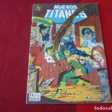 Comics: NUEVOS TITANES VOL. 1 Nº 43 ( WOLFMAN ) ¡BUEN ESTADO! DC ZINCO. Lote 273900458