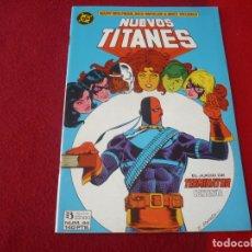 Comics: NUEVOS TITANES VOL. 1 Nº 44 ( WOLFMAN ) ¡BUEN ESTADO! DC ZINCO. Lote 273900468