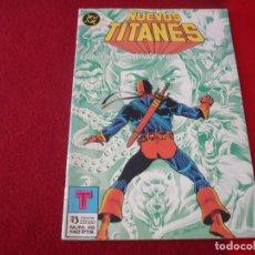 Comics: NUEVOS TITANES VOL. 1 Nº 45 ( WOLFMAN ) ¡BUEN ESTADO! DC ZINCO. Lote 273900513