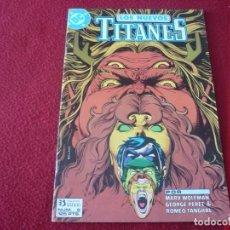 Cómics: LOS NUEVOS TITANES VOL. 2 Nº 5 ( WOLFMAN GEORGE PEREZ ) ¡MUY BUEN ESTADO! DC ZINCO. Lote 273907653