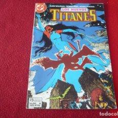 Comics : LOS NUEVOS TITANES VOL. 2 Nº 6 ( WOLFMAN GEORGE PEREZ ) ¡MUY BUEN ESTADO! DC ZINCO. Lote 273907708