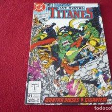 Cómics: LOS NUEVOS TITANES VOL. 2 Nº 8 ( WOLFMAN GEORGE PEREZ ) ¡MUY BUEN ESTADO! DC ZINCO. Lote 273907848