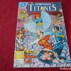 Cómics: LOS NUEVOS TITANES VOL. 2 Nº 9 ( WOLFMAN GEORGE PEREZ ) ¡MUY BUEN ESTADO! DC ZINCO. Lote 273975068