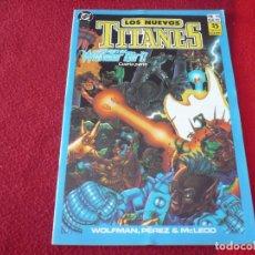 Cómics: LOS NUEVOS TITANES VOL. 2 Nº 13 ( WOLFMAN GEORGE PEREZ ) ¡MUY BUEN ESTADO! DC ZINCO. Lote 273975613