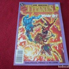 Cómics: LOS NUEVOS TITANES VOL. 2 Nº 14 ( WOLFMAN GEORGE PEREZ ) ¡MUY BUEN ESTADO! DC ZINCO. Lote 273975828
