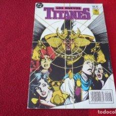 Cómics: LOS NUEVOS TITANES VOL. 2 Nº 16 ( WOLFMAN GEORGE PEREZ ) ¡MUY BUEN ESTADO! DC ZINCO. Lote 273976448
