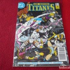 Cómics: LOS NUEVOS TITANES VOL. 2 Nº 17 ( WOLFMAN GEORGE PEREZ ) ¡MUY BUEN ESTADO! DC ZINCO. Lote 273976568