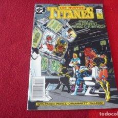 Comics: LOS NUEVOS TITANES VOL. 2 Nº 18 ( WOLFMAN GEORGE PEREZ ) ¡MUY BUEN ESTADO! DC ZINCO. Lote 273976643