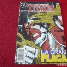 Cómics: LOS NUEVOS TITANES VOL. 2 Nº 21 ( WOLFMAN GEORGE PEREZ ) ¡MUY BUEN ESTADO! DC ZINCO. Lote 273977013