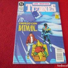 Comics : LOS NUEVOS TITANES VOL. 2 Nº 23 ( WOLFMAN GEORGE PEREZ ) ¡MUY BUEN ESTADO! DC ZINCO. Lote 273977253