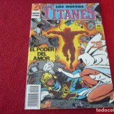 Comics : LOS NUEVOS TITANES VOL. 2 Nº 25 ( WOLFMAN GEORGE PEREZ ) ¡BUEN ESTADO! DC ZINCO. Lote 273977848