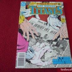 Comics : LOS NUEVOS TITANES VOL. 2 Nº 35 ( WOLFMAN GEORGE PEREZ ) ¡MUY BUEN ESTADO! DC ZINCO. Lote 273978328
