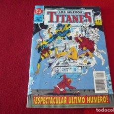 Comics : LOS NUEVOS TITANES VOL. 2 Nº 41 ( WOLFMAN ) ¡BUEN ESTADO! DC ZINCO. Lote 273978523