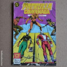 Cómics: LA PATRULLA CONDENADA, Nº 3. ZINCO. LITERACOMIC. Lote 274236078