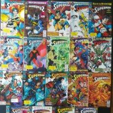 Cómics: SUPERMAN AND VOL 3 23 GRAPAS. Lote 274342573