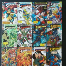 Cómics: SUPERMAN VOL 3 15 GRAPAS. Lote 274352708