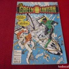 Cómics: GREEN LANTERN Nº 19 DC ZINCO LINTERNA VERDE. Lote 274849238
