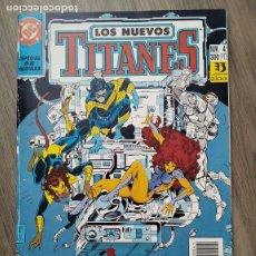Cómics: LOS NUEVOS TITANES VOL.2 NUM 41 Y ULTIMO DE EDICIONES ZINCO. PROCEDE DE RETAPADO. Lote 274931908