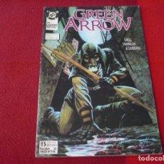 Cómics: GREEN ARROW Nº 2 ( GRELL HANNIGAN ) DC ZINCO FLECHA VERDE EL CAZADOR ACECHA. Lote 275022998