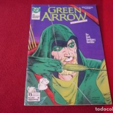Cómics: GREEN ARROW Nº 5 ( GRELL HANNIGAN ) ¡BUEN ESTADO! DC ZINCO FLECHA VERDE EL CAZADOR ACECHA. Lote 275023198