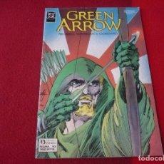 Cómics: GREEN ARROW Nº 10 ( GRELL HANNIGAN ) ¡BUEN ESTADO! DC ZINCO FLECHA VERDE. Lote 275023228