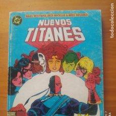 Cómics: NUEVOS TITANES Nº 41, 42, 43 Y 44 EN UN TOMO RETAPADO - DC - ZINCO (J2). Lote 275034673