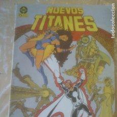 Cómics: NUEVOS TITANES Nº 3 VOL. 1 / DC - ZINCO. Lote 275064843