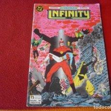 Cómics: INFINITY INC Nº 16 ESPECIAL CRISIS ESPECIAL ( ROY THOMAS MCFARLANE ) DC ZINCO. Lote 275095778