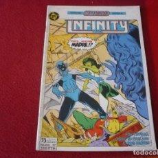 Cómics: INFINITY INC Nº 17 ESPECIAL CRISIS ESPECIAL ( ROY THOMAS MCFARLANE ) DC ZINCO. Lote 275095843