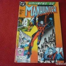 Cómics: UNIVERSO DC Nº 5 MANHUNTER ( OSTRANDER RICE KIETH ) DC ZINCO. Lote 275096403